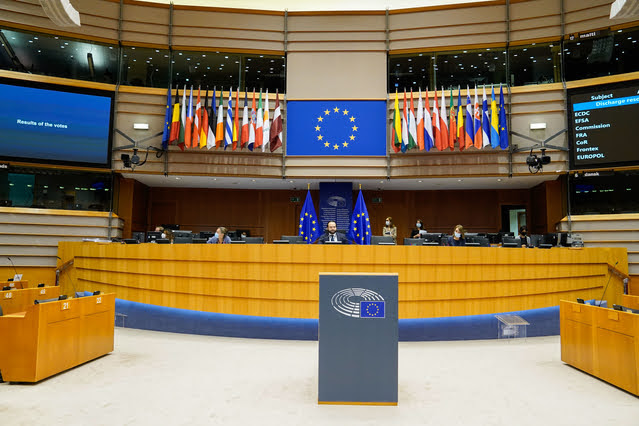 Parlamento europeo - © European Union 2020 - Source: EP - Photographer: Daina Le Lardic